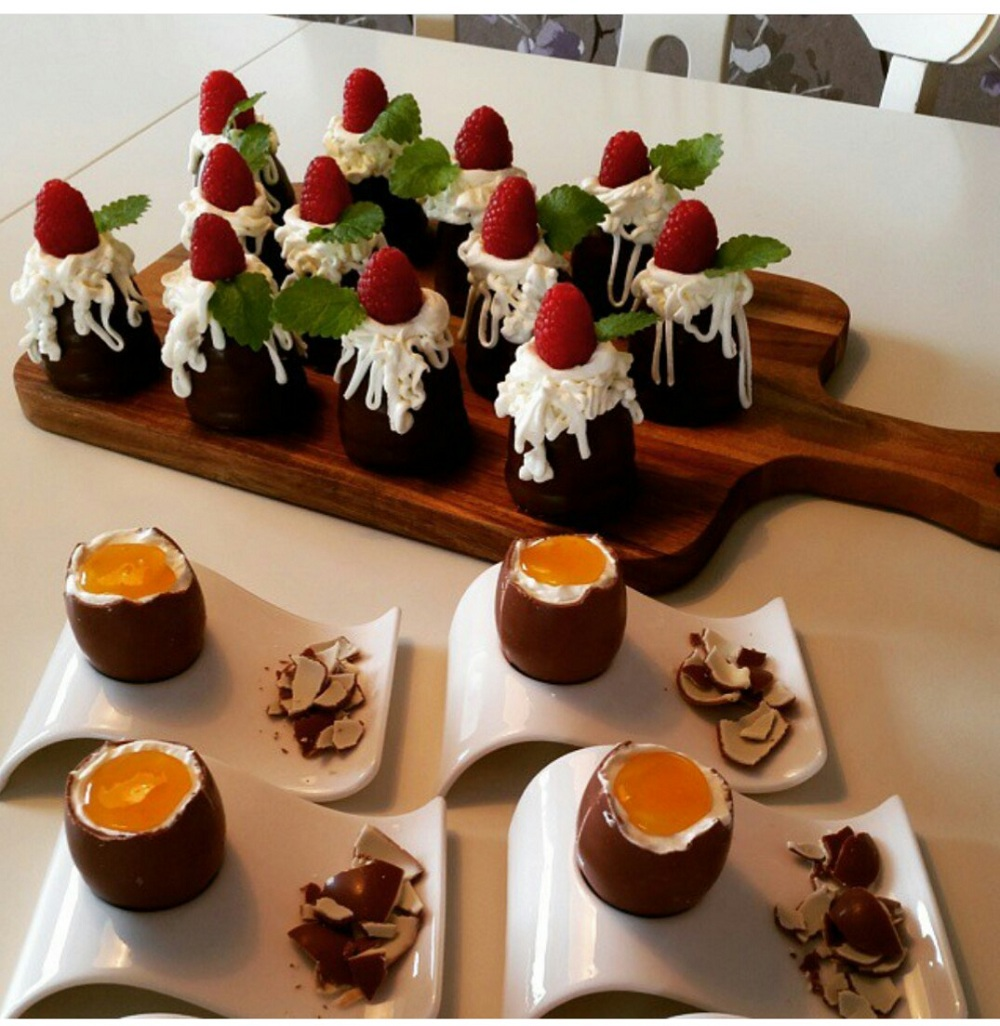 RECEPT iz snova: Sjajna čokoladna KINDER JAJA ZA USKRS