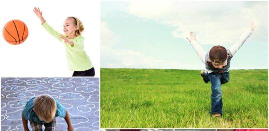 Igre za razvoj krupne motorike kod djece: 5 zabavnih kućnih aktivnosti