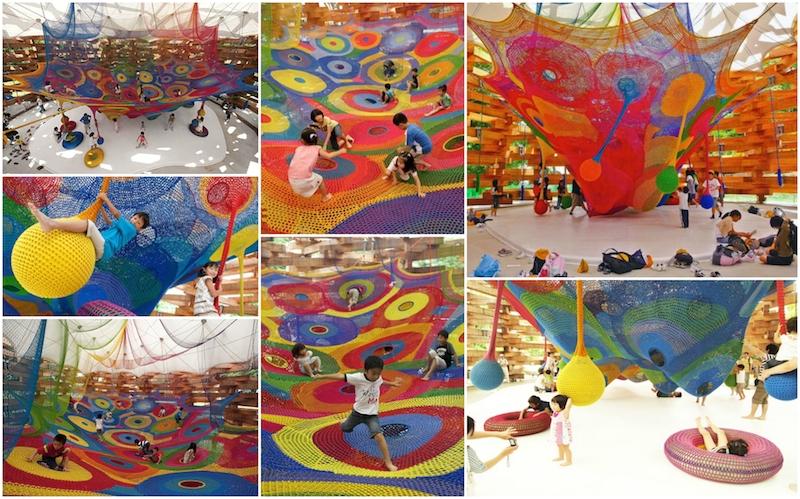 Najotkačeniji parkovi i najljepša igrališta za djecu iz cijeloga svijeta (FOTO) mamaklik