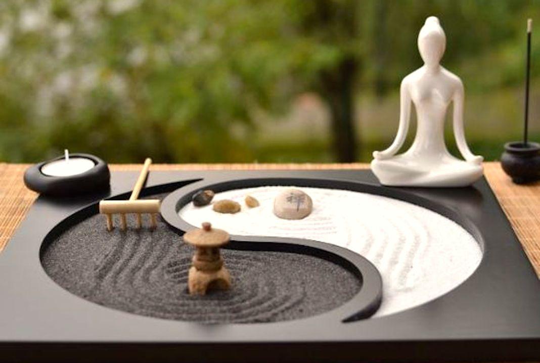 Minijaturni Zen vrtovi za relaksaciju i kako ih napraviti — Mama Klik