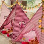 INDIJANSKI ŠATORI ZA DJECU: 3 zanimljiva prijedloga (FOTO) kako napraviti Teepee šator