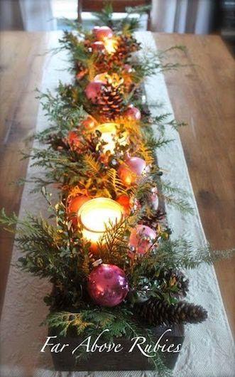 novogodišnji aranžmani koji će vam uljepšati praznike
