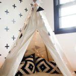 Kako napraviti indijanski Teepee šator za djecu FOTO mama klik