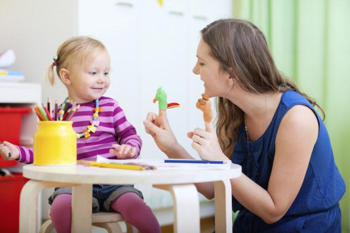Jednostavne i zabavne igre za razvoj govora kod djece