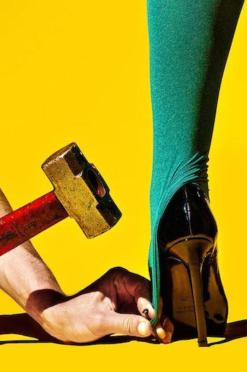 Super TRIK: Kako da vam najlon čarape ne pucaju