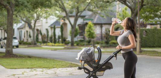 Vježbe sa dječjim kolicima savjeti i primjeri vježbi