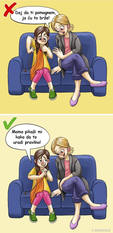 KAKO BITI DOBAR RODITELJ i bez svađe pronaći zajednički jezik sa djetetom