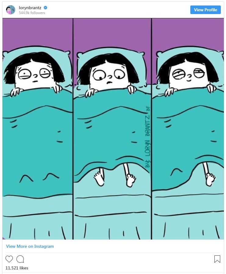 22 crteža koji opisuju KAKO JE BITI ŽENA