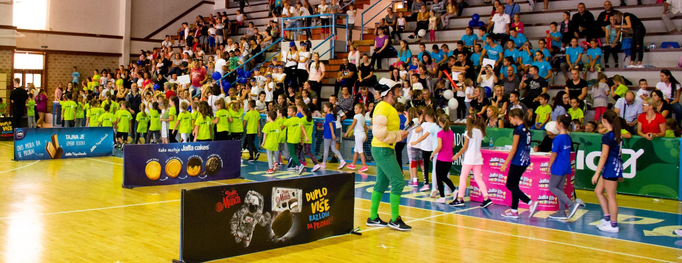 Igre Bez granica u Mostaru 18. oktobra mamaklik
