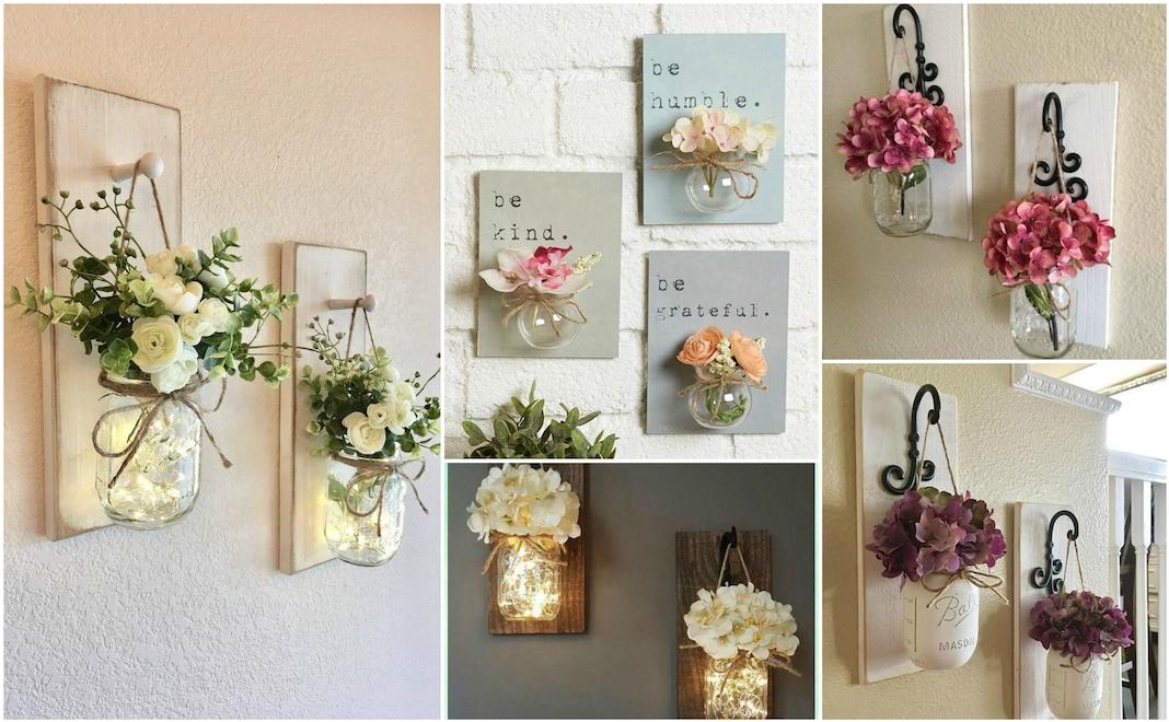 teglice za cvijece na zidu mamaklik
