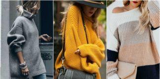 Oversized džemperi IN U 2019 2020