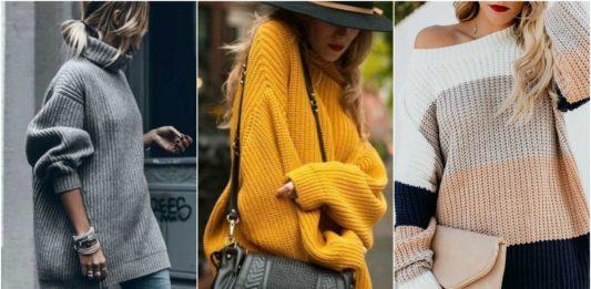 Oversized džemperi IN U 2020\2021
