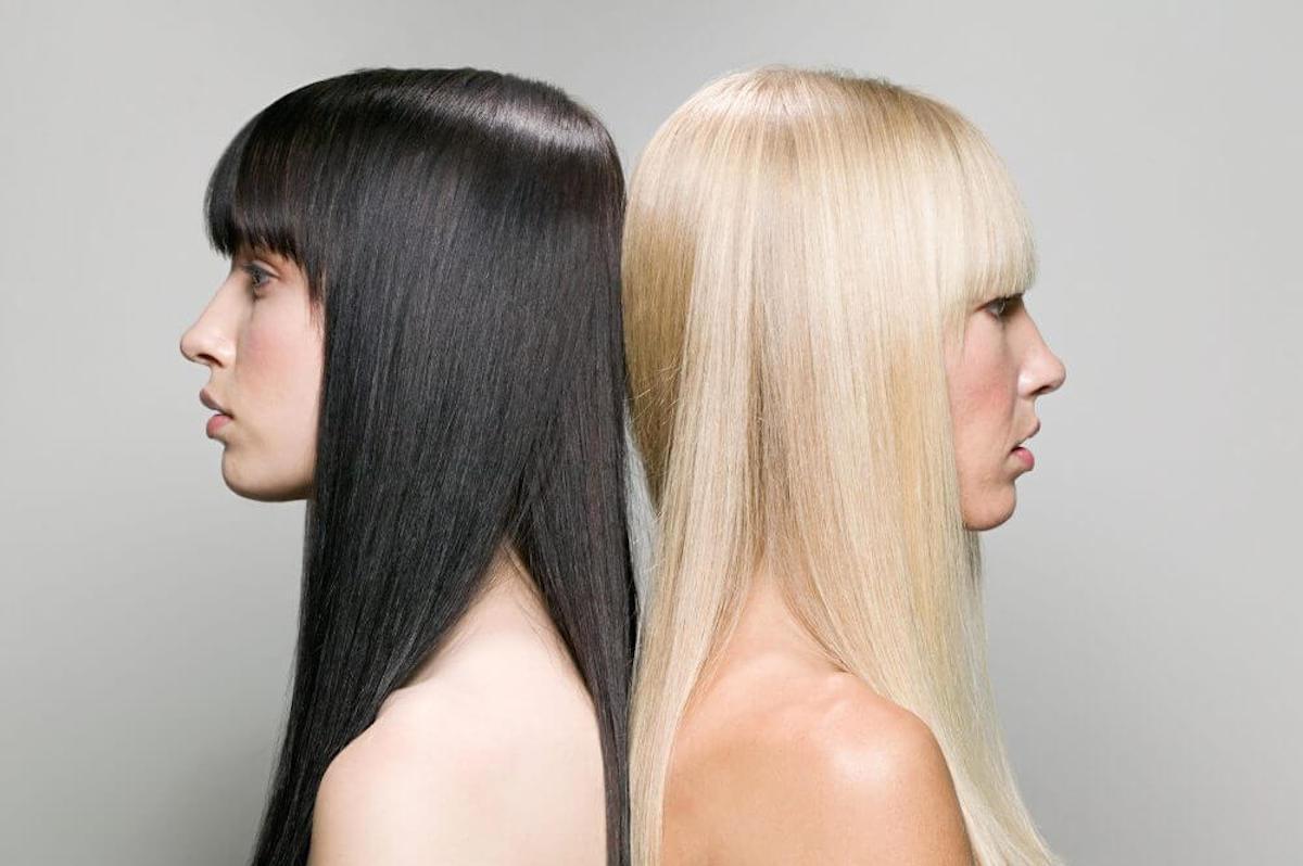 Boju kose birajte prema boji tena mamaklik