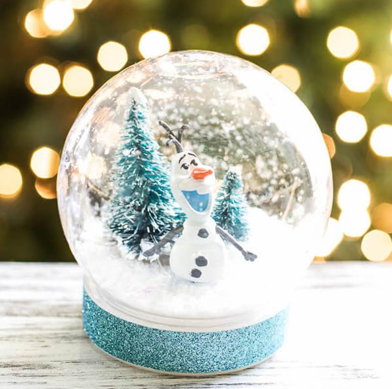 Snježne kugle - Evo kako da ih napravite! mamaklik