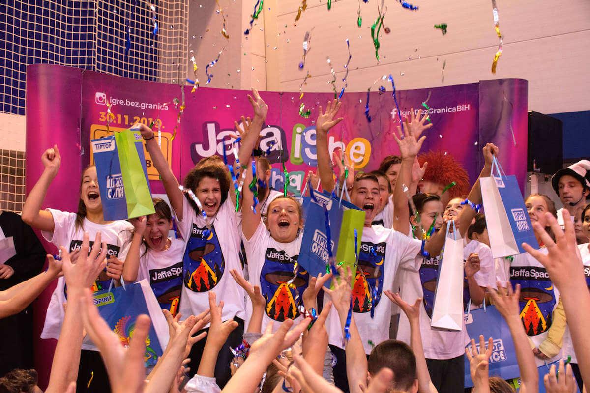 Održane Jaffa Igre bez granica u Sarajevu (FOTO) mamaklik