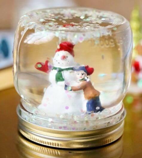 Snježne kugle - Evo kako da ih napravite!