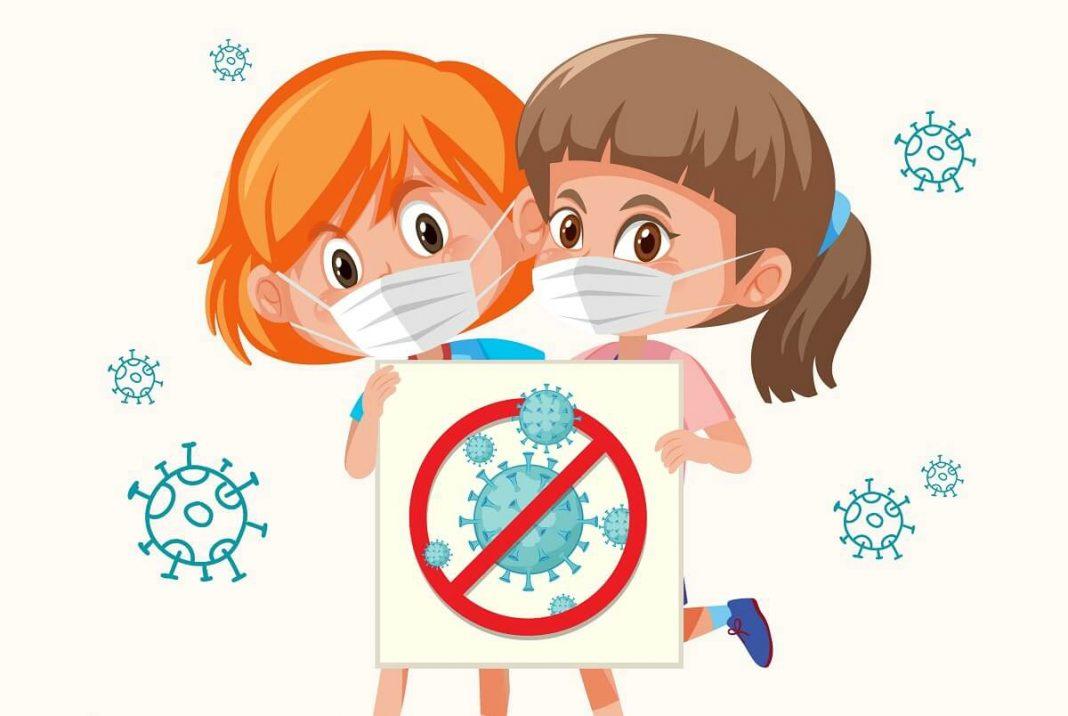 KORONAVIRUS I DJECA siptomi zastita prevencija mamaklik.jpg