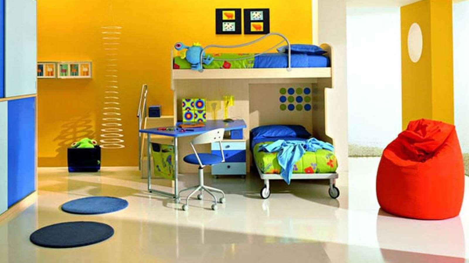 boje za dječje sobe mamaklik