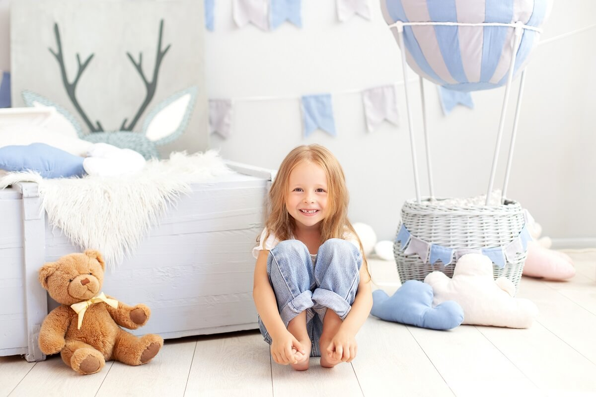 Boje za dječje sobe i kako ih izabrati