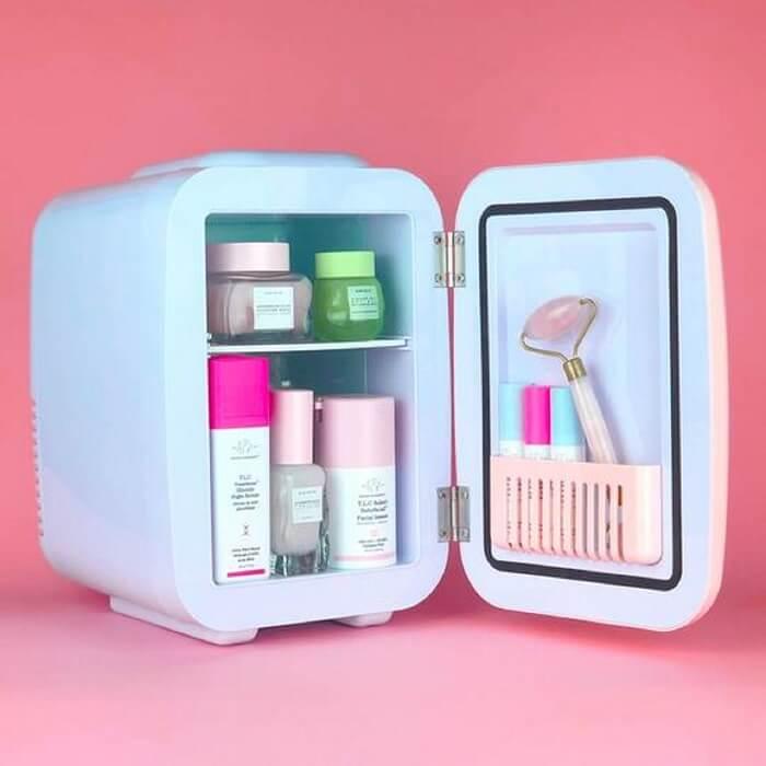 makeup frižider mamaklik.com kako čuvati šminku