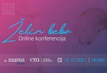 """Prijavite se na Online konferenciju """"Želim bebu"""""""